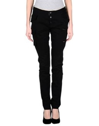 New York Industrie Casual Pants Black