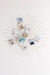 Umbra Sunny Photo Display Silver