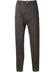 7 For All Mankind 'The Chino' Trousers Grey