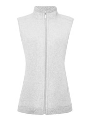 Tigi Fleece Gilet Grey