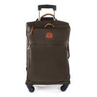 Bric's X Travel Lightweight Carry On Trolley Olive