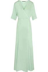 Dagmar Lillian Voile Maxi Dress