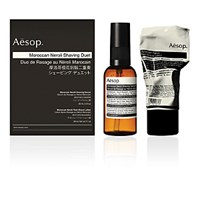 Aesop Men's Moroccan Neroli Shaving Duet No Color