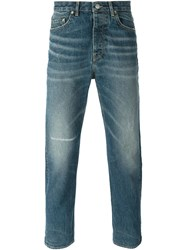 Golden Goose Deluxe Brand Tapered Jeans Blue