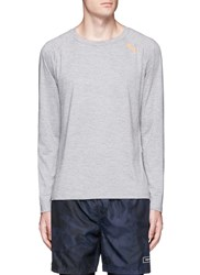 2Xu 'Urban' Performance Long Sleeve T Shirt Grey