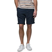 Oliver Spencer Navy Drawstring Shorts Blue