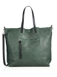Linea Pelle Hunter Leather Tote