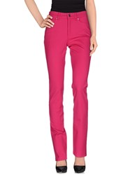 Escada Sport Trousers Casual Trousers Women Garnet