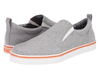 Vionic With Orthaheel Technology Conner Light Grey Men's Slip On Shoes Gray