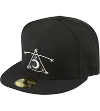 Black Scale Nocturnal Cap Black