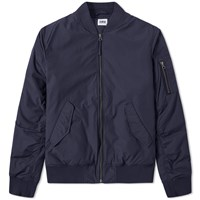 Edwin Flight Jacket Blue