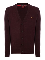 Merc Harris Cardigan Wine