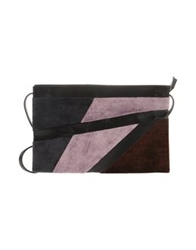 Collection Privee Under Arm Bags Black