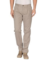 Department 5 Casual Pants Light Grey