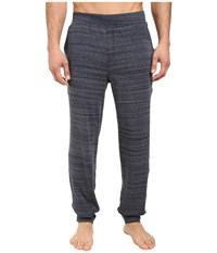 Ugg Emmert Jogger Pants Navy Heather Men's Pajama Gray
