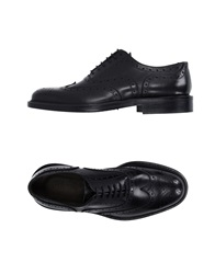 Bagatt Lace Up Shoes Black