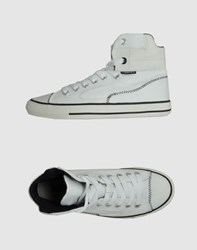 Forfex Footwear High Top Trainers Men