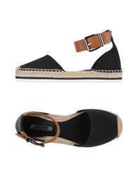 Bcbgeneration Footwear Espadrilles Women Black