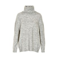 Soaked In Luxury Relaxed Fit Jumper Grey