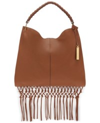 Vince Camuto Libby Hobo Whiskey