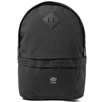 Bedwin And The Heartbreakers Waffle Day Pack Black