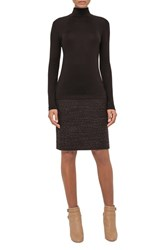 Akris Women's Cashmere And Silk Jersey Turtleneck Top Date