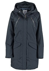Elvine Kate Winter Coat Dark Navy Dark Blue