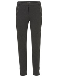 Betty Barclay Stretch Trousers Anthracite Melange