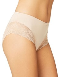 Fine Lines Luxuries Microfiber Mid Rise Briefs Skin
