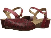 Spring Step Livvy Red Women's Shoes