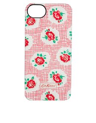 Cath Kidston Iphone 5 Case In Rose Print Pink