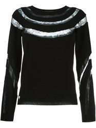 Philipp Plein 'Over And Over' Jumper Black