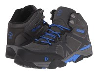 Wolverine Thunderhead Sx Epx Nano Toe Grey Blue Men's Work Lace Up Boots Gray