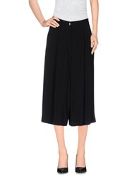 Origami Senza Nome Trousers 3 4 Length Trousers Women Black