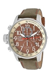 Invicta Men's I Force Chronograph Watch Brown