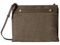 Skagen Mikkeline Satchel Heather Satchel Handbags Gray