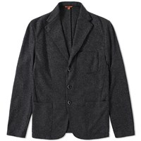 Barena Torceo Patch Pocket Blazer Grey