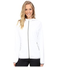 Adidas Climastorm Jacket White Women's Coat