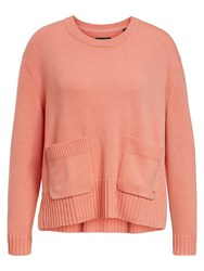 Marc O'polo Knitted Sweater Pink