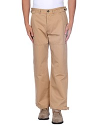 Marni Trousers Casual Trousers Men Camel