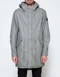 Cheap Monday Cage Parka Jacket Elephant Grey