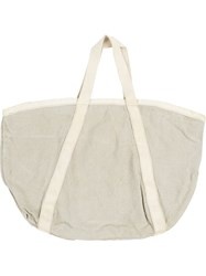 Guidi Tote Bag Nude And Neutrals