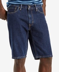 Levi's Men's 541 Athletic Fit Line 8 Overcast Wash Shorts The The