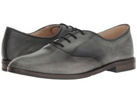 Massimo Matteo Oxford Bal Lace Up Grey Women's Shoes Gray