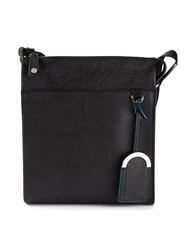 Bulgari Classic Cross Body Bag Black