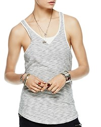 Scotch And Soda Striped Tank Blue White Stripe
