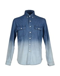 3X1 Denim Denim Shirts Men