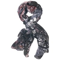 Chesca Abstract Print Scarf Multi