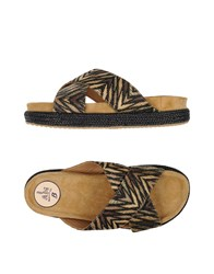 I Am B By Barracuda I Am B By Barracuda Footwear Espadrilles Men Dark Brown