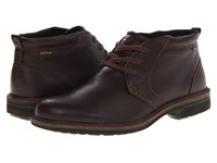 Ecco Turn Gtx Boot Coffee Lexi Men's Lace Up Boots Brown